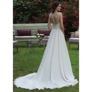 Justin Alexander Sincerity Bridal wedding dress